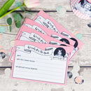 Personalised Advice For The Bride Cards