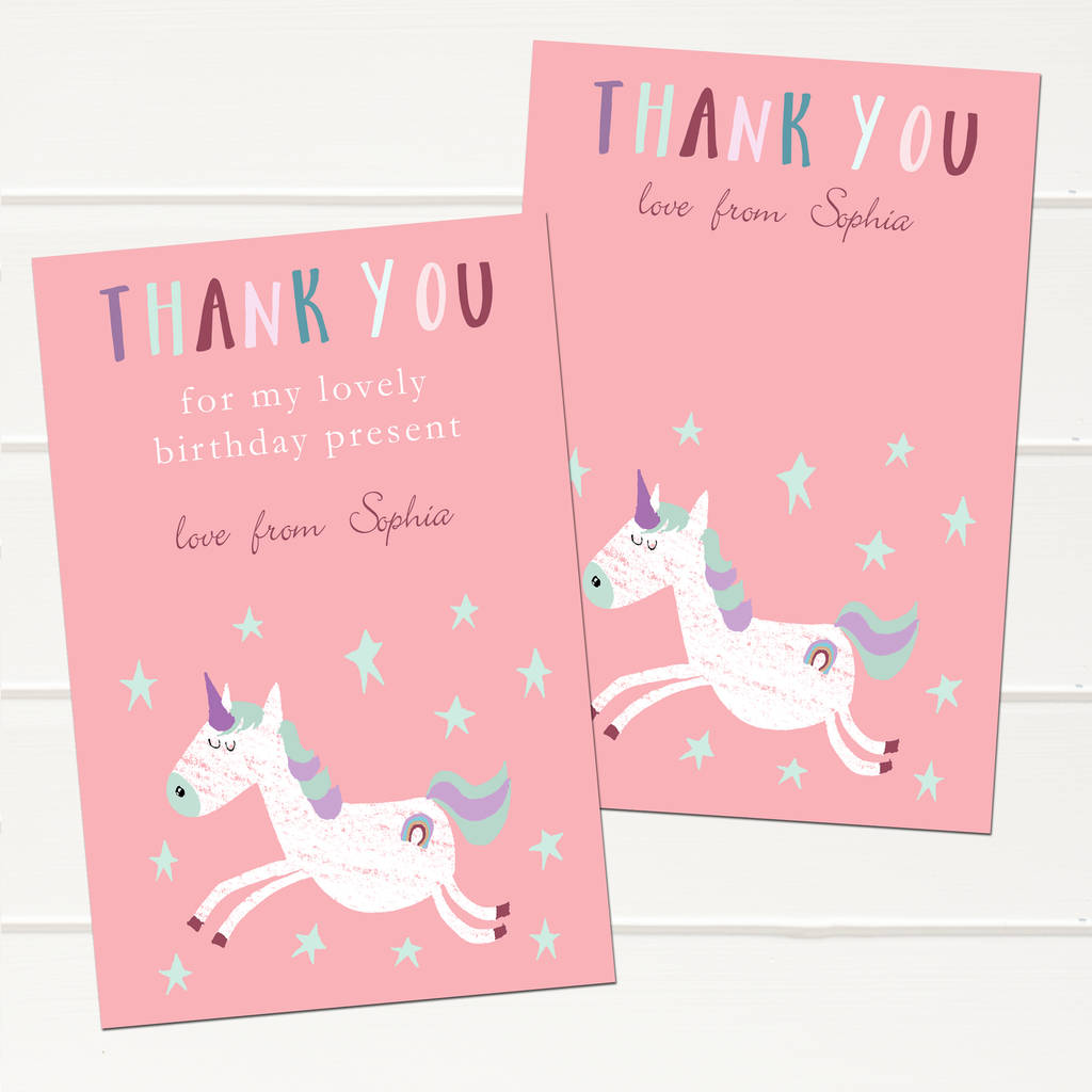 Thank You Cards By Molly Moo