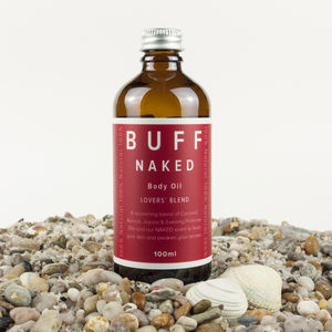 Buff Naked Lovers' Blend Body Oil - skin care