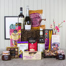 Hamper Of Delights With Prosecco