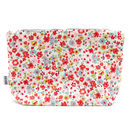 Posie Cotton Washbag