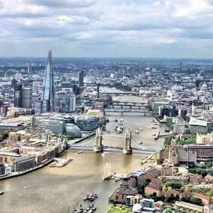 London Helicopter Tour For One - 21st birthday gifts