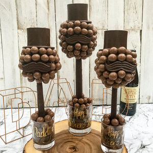 Malteser Hat And Moustache Tree