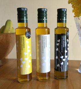 250ml Infused Oils, Choose Any Three - gift sets