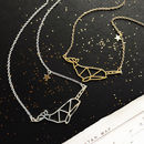 Narwhal Constellation Personalised Necklace