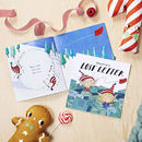 'Lost Letter' Personalised Children's Christmas Book
