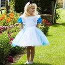 Alice In Wonderland Dress 3yrs+