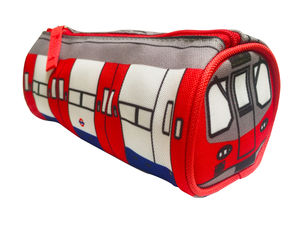 London Underground 3D Tube Train Pencil Case - stationery