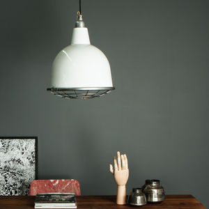 Stourton Industrial Factory Pendant Light - pendant lights