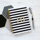 Personalised Monogram Notebook