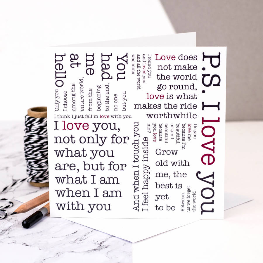 Anniversary Card Love Quotes By Coulson Macleod