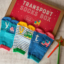 Transport Socks Box