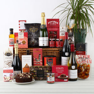 The Epicurean Champagne Gift Hamper - hampers