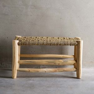 Doum Low Bench - the new natural