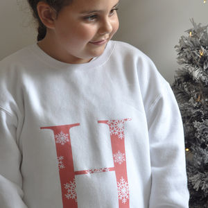Personalised Children's Christmas Jumper