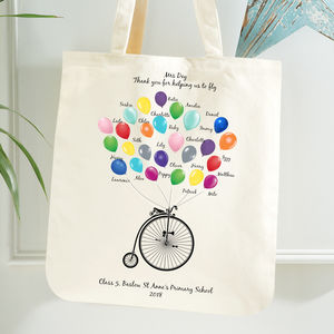 Teacher Gift Tote Bag