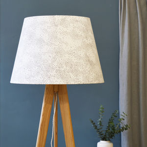 Starlings Bird Tapered Lampshade