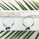 Navy Sodalite Friendship Bracelet