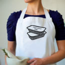 'Take Away' Time Apron