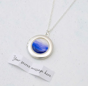 Blue Mountains Locket - lockets