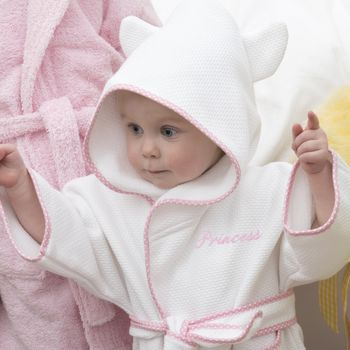 Personalised Childrens Dressing Gowns