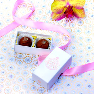 Prosecco Chocolate Wedding Favour