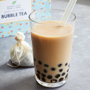 Bubble Tea Making Kit - free delivery gifts to mainland UK