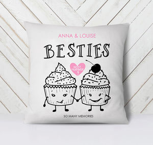Best Friend Cushion 'Besties'