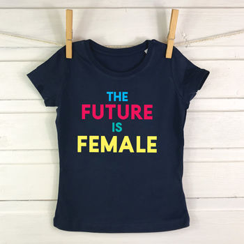 The Future… Personalised Kids T Shirt