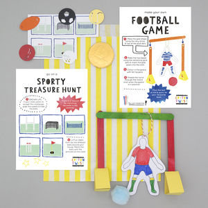 Sports Party Bag