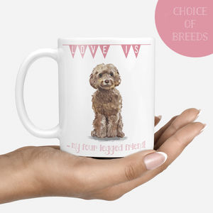 Personalised Dog Mug Design Your Own