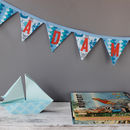 Pirate Personalised Bunting