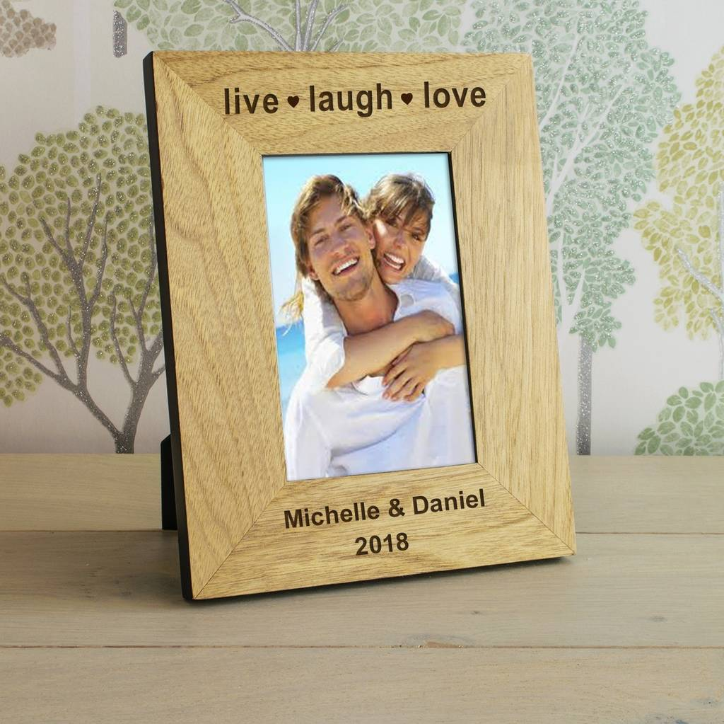 Magnificent Live Laugh Love Picture Frame Ideas - Picture Frame ...
