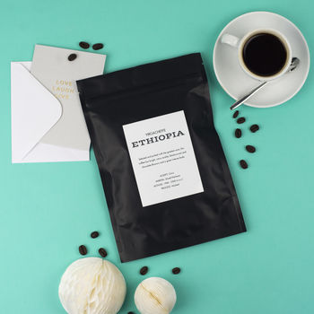 Speciality coffee subscription gift