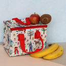 Red Riding Hood Themed Lunch Bag