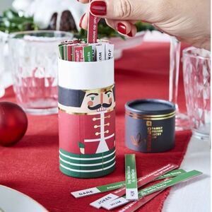 Nutcracker Dipsticks Christmas Table Game