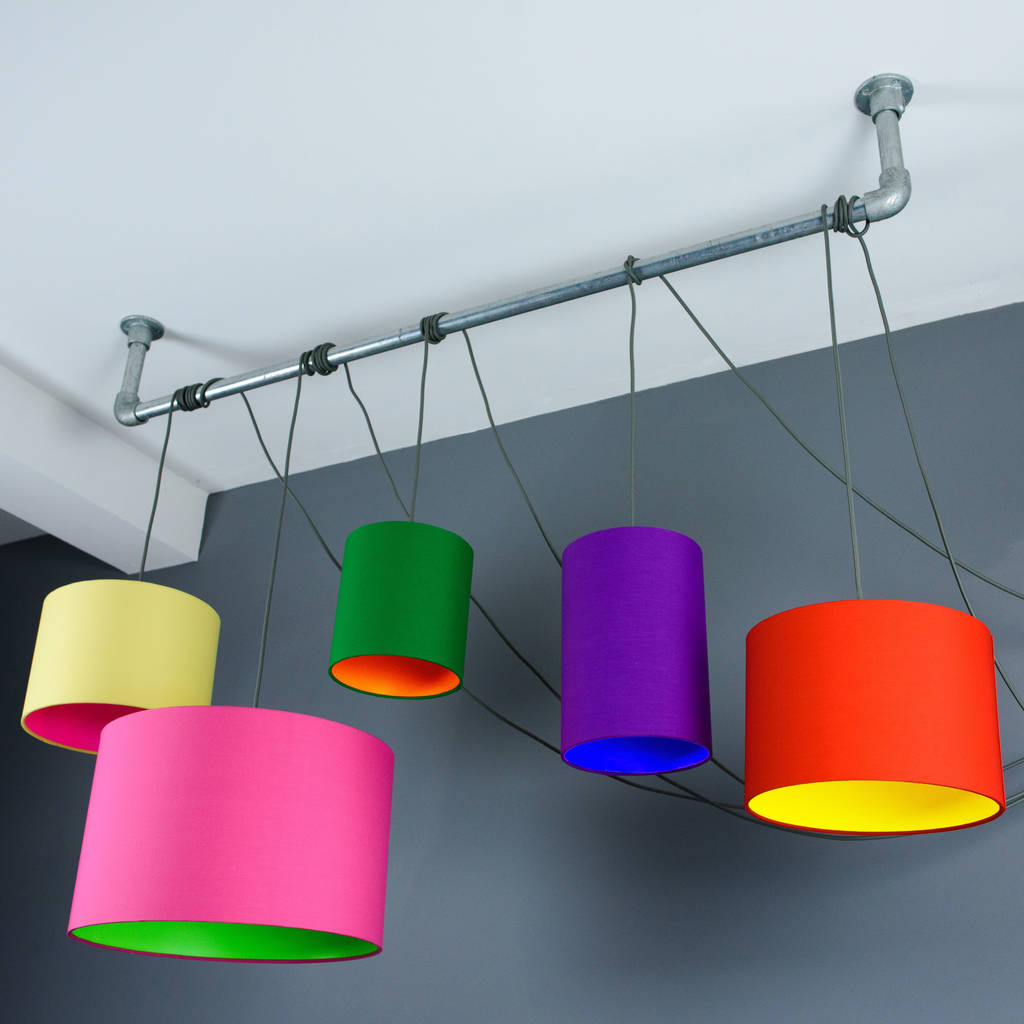Pick And Mix Lamp Shade 100 S Of Colours