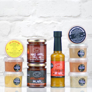 Ultimate Award Winners Sauce And Spice Box