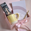 Spring Mug 100 Day Gratitude Journal Gift Set
