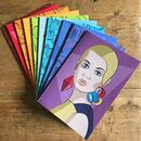 'Dolly' A5 Lined Notebooks