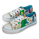 Under The Sea Colour In Children's Shoes