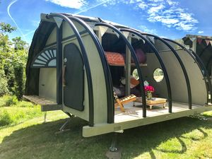 The Pod Father The Ultimate Kids Playhouse And Den - garden structures