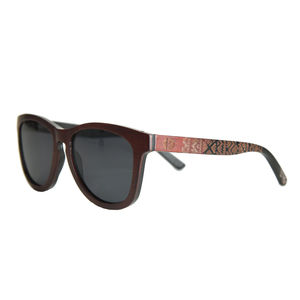 Enjees Handcrafted Wooden Bamboo Sunglasses - women's accessories sale