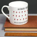 Personalised 'Little Ladybirds' Teacher's Mug