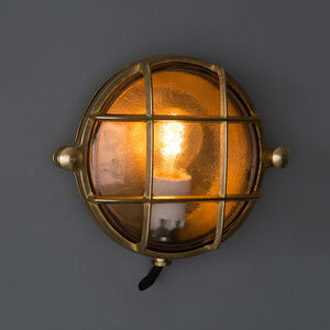 Mark Round Bulkhead Lights For Indoors Or Outdoors