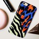 Zebra And Panther Phone Case, More Colours