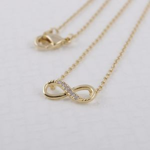Infinity, Heart Or Stars Necklace Gold And Silver - sale