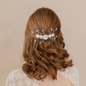Bridal Headpiece - tiaras & hair combs
