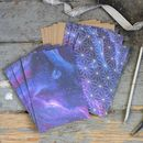 Space Notecards Pack Of Six