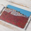 Poppies At The Tower Of London Placemat